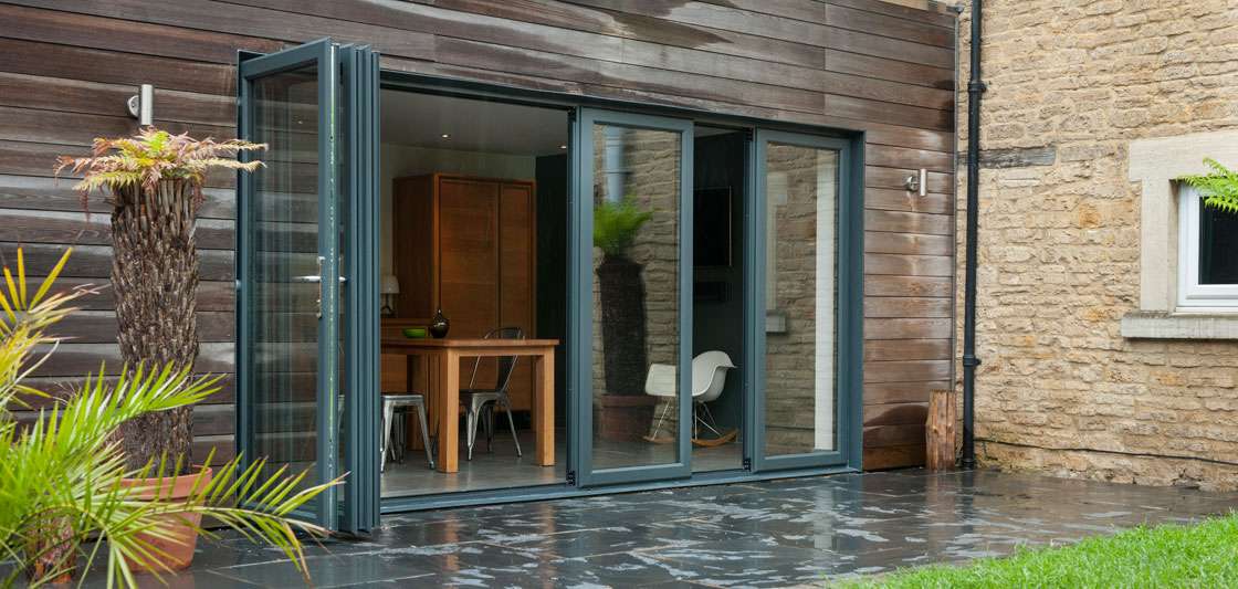Slide and Swing Doors Example 1